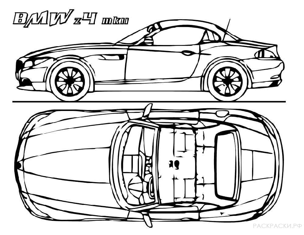 Раскраска машина Man SX 2000 » Раскраски.рф - распечатать ...