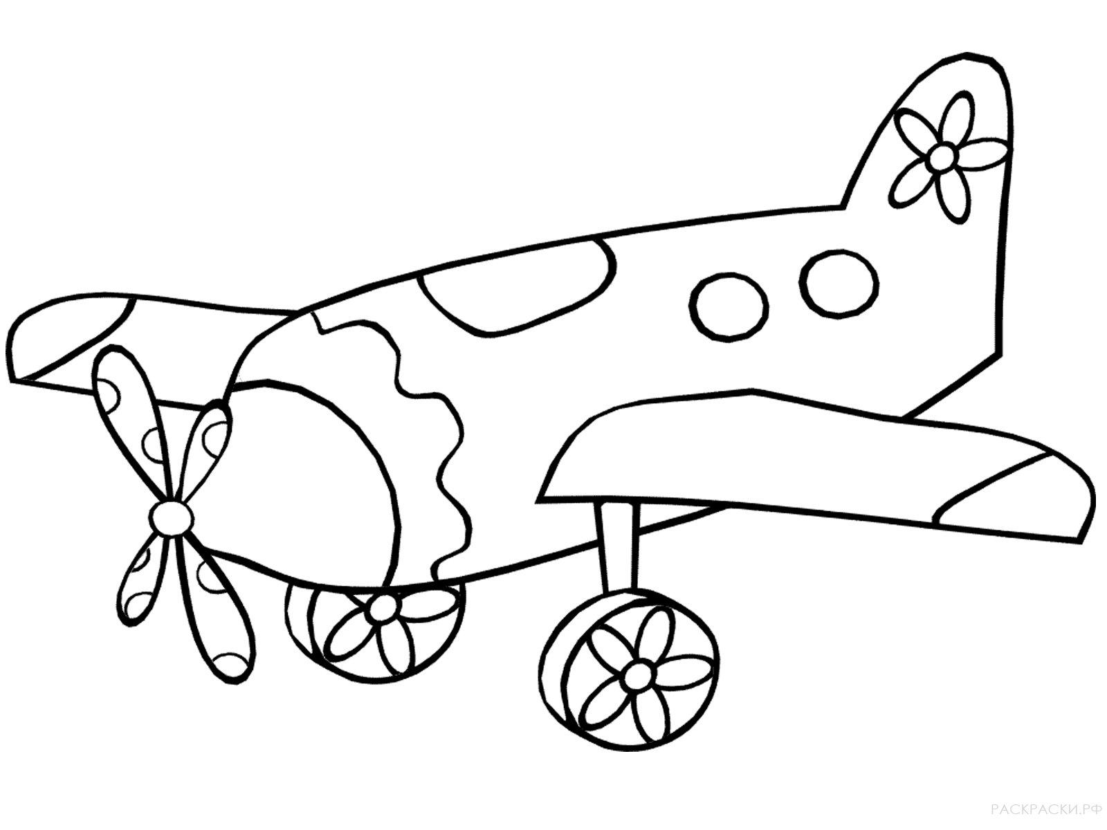 Картинки распечатать самолеты