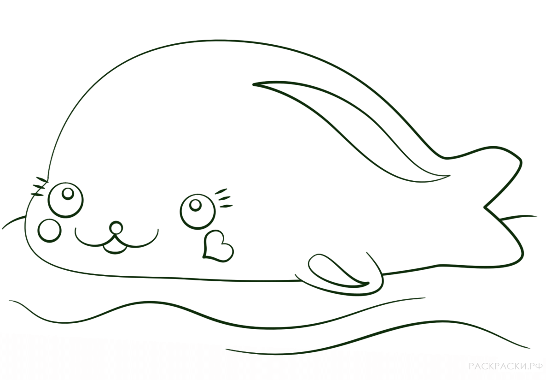 раскраска аниме котята в кавай стиле раскраски рф