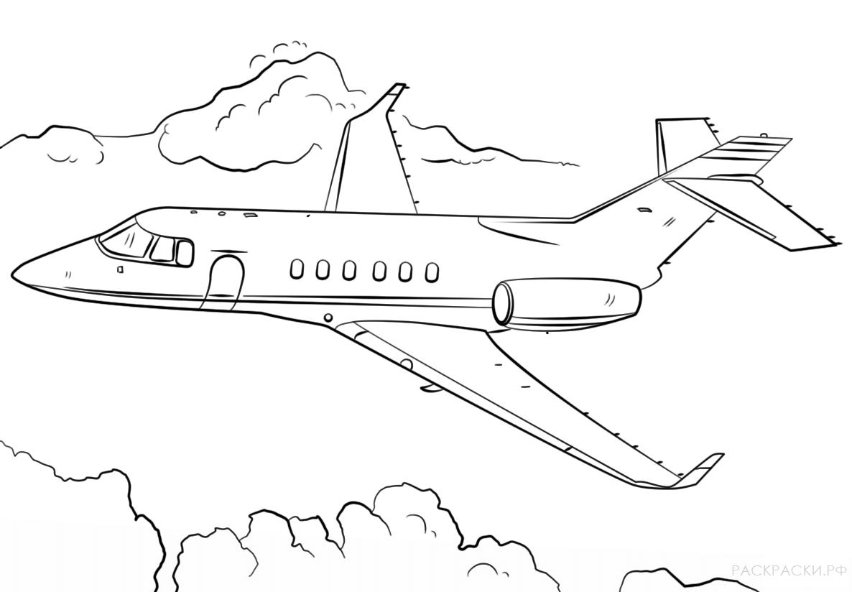 картинка самолет раскрасить подобное изделие, нужно
