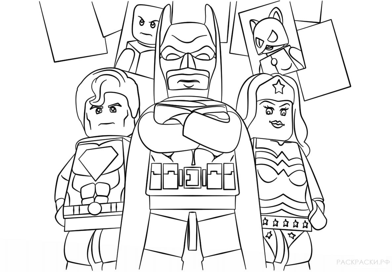 Раскраска Джей ZX из Лего Ниндзяго » Раскраски.рф ...