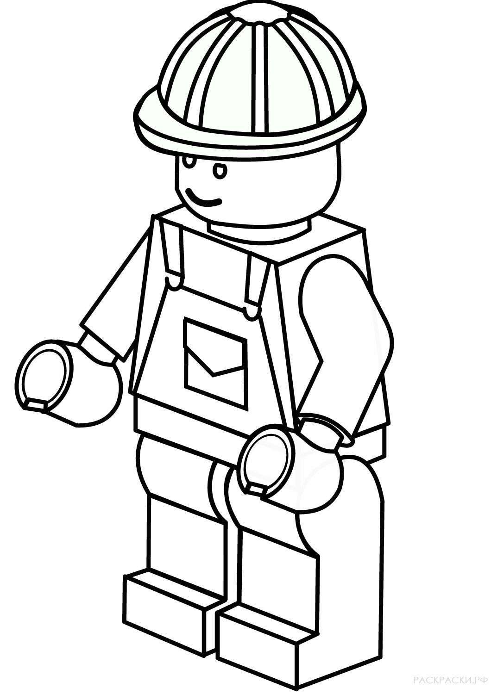 Раскраска Ллойд Zx из Лего Ниндзяго » Раскраски.рф ...