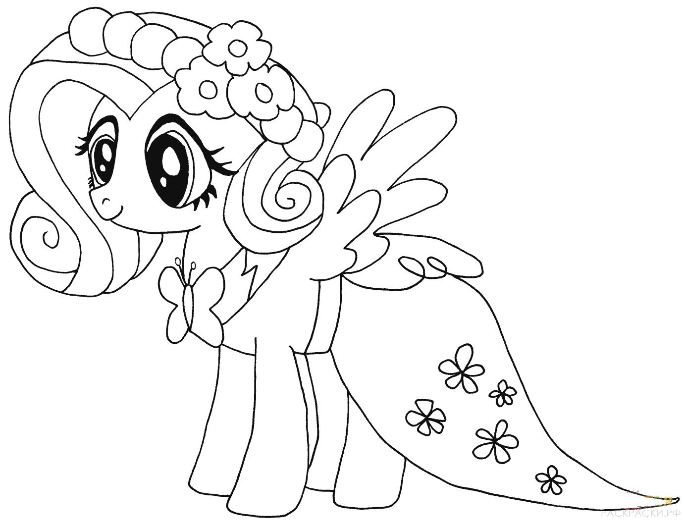 картинки для раскраски мой маленький пони дерматит фото